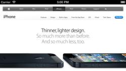B-Line Browser screenshot 2/5