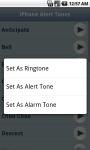 iPhone Alert Tones - High Quality screenshot 2/3