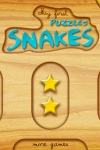 My first puzzles: Snakes screenshot 1/1