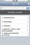 National Guard (Title 32 United States Code) screenshot 1/1