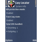Easy Locator Free screenshot 1/1