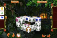 Fairy Mahjong 3D for Android screenshot 2/4