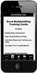 Good Bodybuilding Training screenshot 4/5