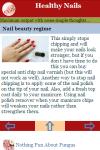Healthy Nails screenshot 3/3