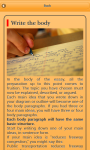 Essay Writing Skills  screenshot 1/1