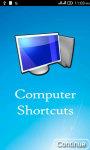 Computer Shortcut screenshot 1/4