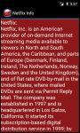 Netflix Info screenshot 4/4