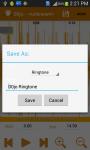 Mp3_cutter Ringtone_Maker screenshot 4/5