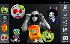Scary Horror Sticker screenshot 4/4