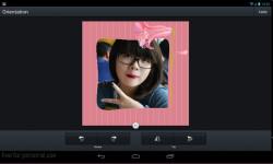 Flower Lovely Frames screenshot 3/4