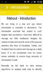 Learn Mahout screenshot 2/3