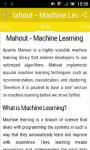 Learn Mahout screenshot 3/3