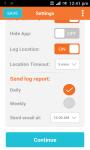 Easy calls and texts logger screenshot 3/6