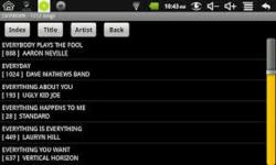 Karaoke Player pro screenshot 1/6