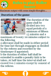 Rules to play Roller Soccer screenshot 3/3