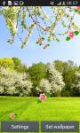 Spring Live Wallpapers Free screenshot 5/6