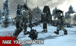 Darkness Hunter Adventure screenshot 2/5