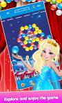 Frozen Queen Bubble Shooter screenshot 4/6