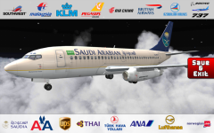 Flight 787  Anadolu PRO S primary screenshot 3/6