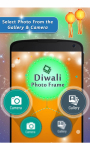 Diwali Photo Frames App screenshot 1/6