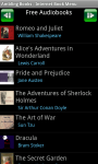 Ambling BookPlayer Lite for Android screenshot 3/6