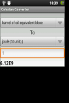 Cohalian Converter screenshot 2/3