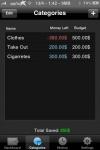 Budget Protector screenshot 1/1