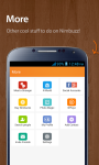 Nimbuzz Messenger screenshot 5/6