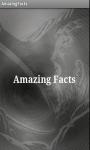 Amazings Facts screenshot 1/4