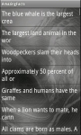 Amazings Facts screenshot 3/4