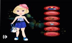 Baby Princess Dress up Game screenshot 1/3