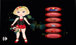 Baby Princess Dress up Game screenshot 3/3