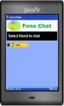 Fone Chat Application screenshot 1/3