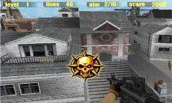 Elite Sniper-Shooting Games screenshot 4/4