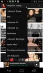 Hollywood Hot Gossip Video screenshot 2/6