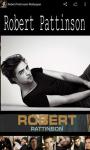 Robert Pattinson Wallpaper Free screenshot 1/6