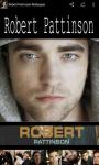 Robert Pattinson Wallpaper Free screenshot 3/6