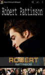 Robert Pattinson Wallpaper Free screenshot 4/6
