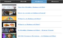 Balanced Diet screenshot 3/3
