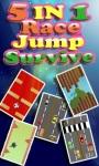 5 in 1 Race Jump Survive screenshot 1/1