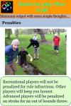 Rules to play Disc Golf screenshot 3/3