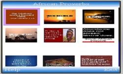 African Wise proverbs screenshot 2/4