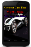 Concept Cars That Might Change The Way We Drive screenshot 1/3