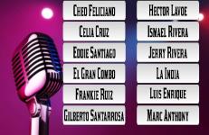 Karaoke Latino Salsa screenshot 1/2