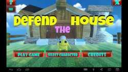 Defend the House screenshot 1/6