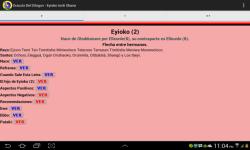Oraculo del Dilogun screenshot 2/3
