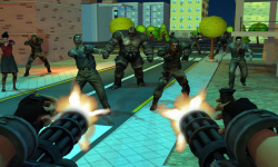 Modern Zombie Defense n combat screenshot 3/3