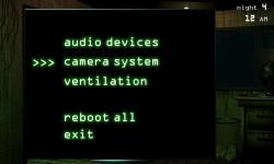 Five Nights At Freddy Demo screenshot 3/6