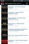 Karaoke Songs And Lyrics screenshot 4/6