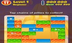 Jellies Collapse screenshot 1/6